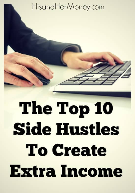 The Top 10 Side Hustles To Create Extra Income with Nick ...
