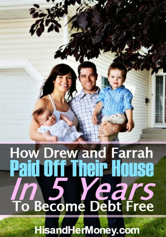 how to pay off house in 5 years