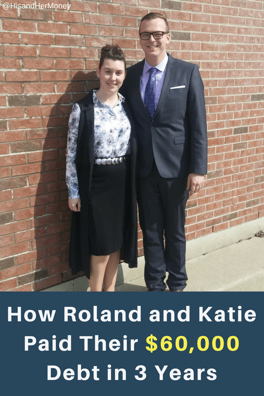 How Roland and Katie Paid Their $60,000 Debt in 3 Years