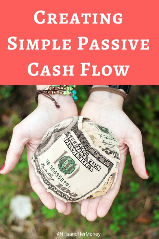 Creating Simple Passive Cash Flow